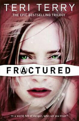 NEW Fractured By Teri Terry Paperback Free Shipping