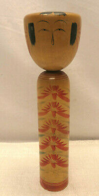 Kokeshi Traditional Style Wooden Japanese Doll Vintage  #572