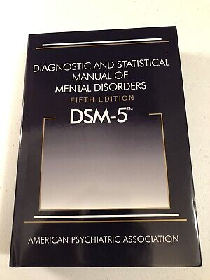 HARDCOVER DSM-5 Diagnostic And Statistical Manual Of Mental Disorders