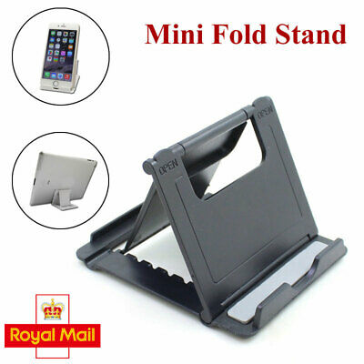 Mini Adjustable Table Desk Mobile Phone Holder Support Tablet Stand Bracket Boom