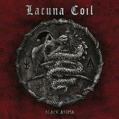 Lacuna Coil - Black Anima CD (2) Century Media Records NEU