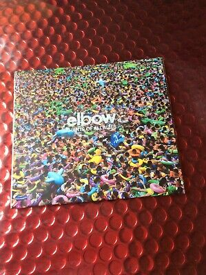 Elbow - Signed - Giants Of All Sizes. New Sealed Signed Cd.