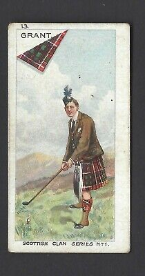 Bell - Scottish Clan Series - #13 Grant, Golf