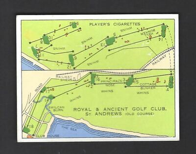 Player - Championship Golf Courses - #1 St Andrews
