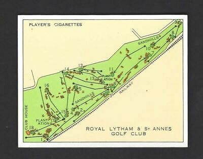 Player - Championship Golf Courses - #13 Royal Lytham And St Anne's