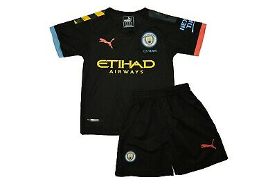 Kit Manchester City Away For Kids New With Tags 2019/20 Season Uk Limited Stock