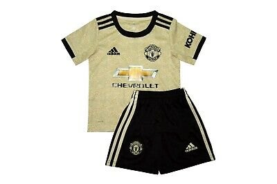 Kit Manchester United Away For Kid New With Tags 2019/20 Season Uk Limited Stock