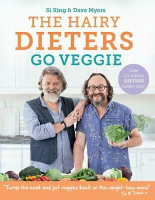 The Hairy Dieters Go Veggie (Hairy Bikers), Bikers, Hairy, Used Very Good Book