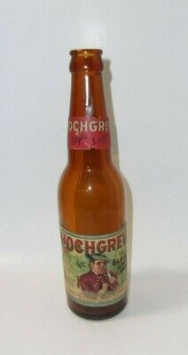 Antique Hochgreve Beer Bottle Green Bay Wi Brewery   T*