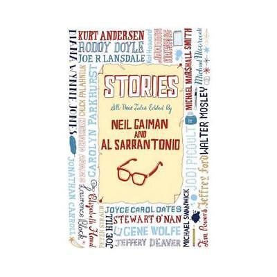 Stories by Neil Gaiman, Al Sarrantonio
