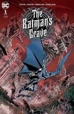 Batman's Grave #1 Of 12 Regular Cover By Dc Comics! Quick To Sell!