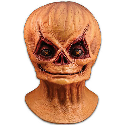 Authentic TRICK 'R TREAT Movie Sam Unmasked Mask NEW