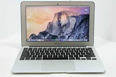 "Apple MacBook Air A1465 2015 11"" Core i5 1.6GHz 4GB 512GB SSD - w/WORD EXCEL PPT"