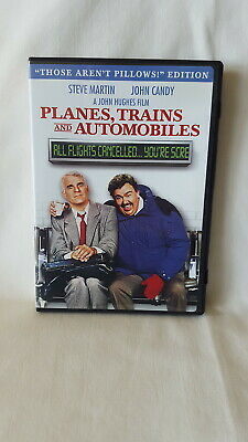 Planes, Trains and Automobiles  ( DVD, Those Arent Pillows Edition) Like New
