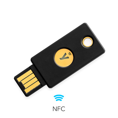 YubiKey 5 (NFC) | Free Express Shipping from Sydney