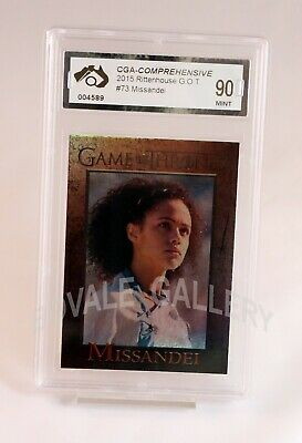 Missandei Game Of Thrones Card Graded Mint
