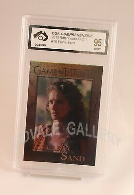 Ellaria Sand Game Of Thrones Card Graded Mint