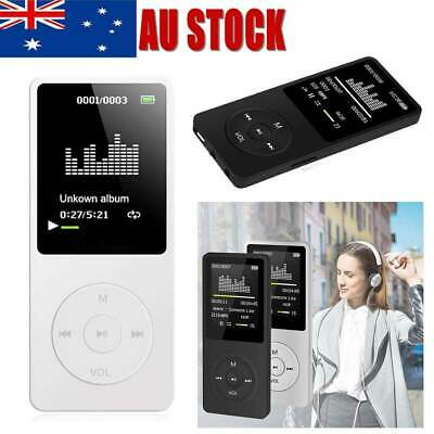 "IPod Style Portable 1.8"" 128GB LCD MP3 MP4 Music Video Media Player FM Radio"