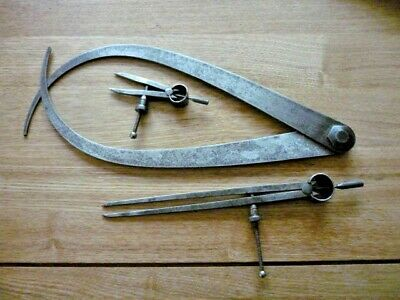 L. S. STARRETT U.S.A. Dividers and Calipers collection