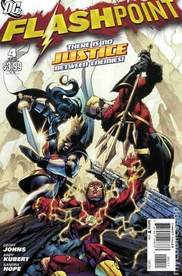 Flashpoint #4A Kubert Variant FN 2011 Stock Image