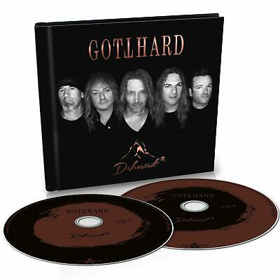 GOTTHARD - DEFROSTED 2 (LIVE) -  LIMITED DELUXE DIGIBOOK-  2 CDs