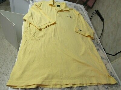 Vtg. Promotional John Deere NorTrax Embroidered Polo Style Short Sleeved Shirt