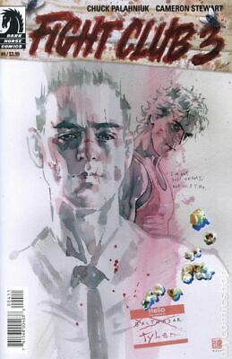 Fight Club 3 #5A Mack Variant NM 2019 Stock Image