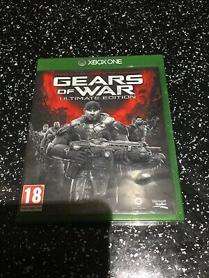 XBOX ONE 1 Game Gears Of War Ultimate Edition