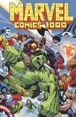 Marvel Comics #1000 McGuinness Variant NM 2019 Stock Image