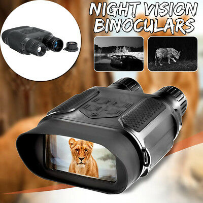 AU MECO Hunting Optics Binoculars Infrared Night Vision Digital Video HD Camera