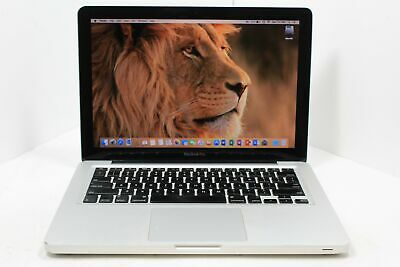 """Apple MacBook Pro A1278 2009 13"""" Core 2 Duo 2.26GHz 4GB 500GB HDD - w/WORD"""