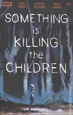 Something is Killing the Children 1A Dell'Edera Variant NM 2019 Stock Image