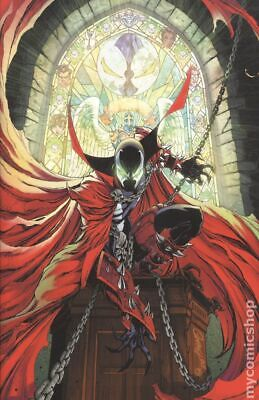 Spawn #300M Campbell Variant NM 2019 Stock Image