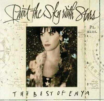 Paint the Sky With Stars: The Best of Enya, Enya, Audio CD, New, FREE & FAST Del