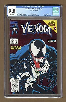 Venom Lethal Protector 1A Red Foil Variant CGC 9.8 1993 2001682003
