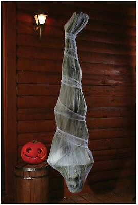 Halloween 72 inch Cocoon Corpse Decoration Props Hanging Corpses Haunter House