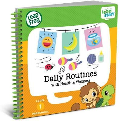 LeapFrog 21506 LeapStart Nursery Daily Routines and Health Wellness...