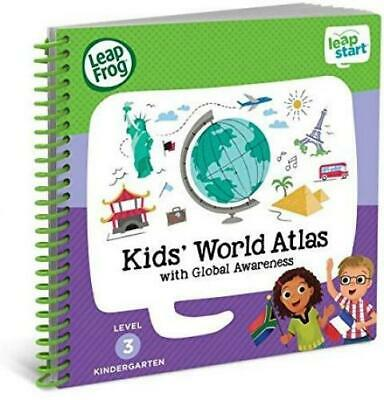 LeapFrog 21606 LeapStart Reception Kids World Atlas and Global Awareness...