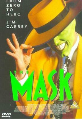The Mask [DVD] [1994], Good DVD, Jim Carrey, Cameron Diaz, Peter Riegert, Peter