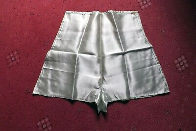 Genuine 1940s Cami Knickers Silk Satin Rayon by Keystone WWII CC41 1114
