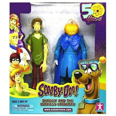 Scooby Doo Shaggy And The Headless Horseman - Action Figure - 50 Years Exclusive