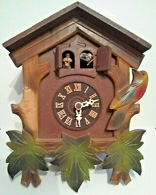 Cuckoo Clock For Renovation  1