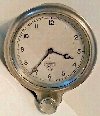 Smiths Car Clock in Working Order! 1930's ?