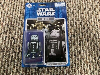 Disney Parks Star Wars Droid Factory R5-B0019 Astromech Droid Holiday Halloween