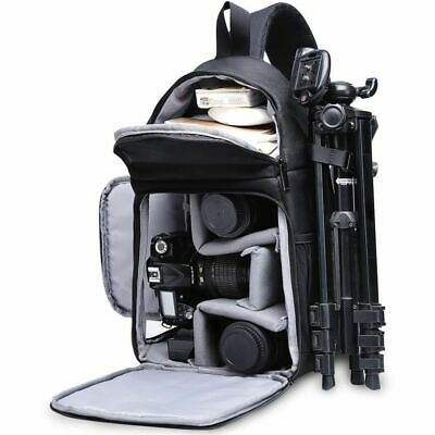 Photo Camera Sling Bag Waterproof Digital Case For Canon Nikon Sony SLR