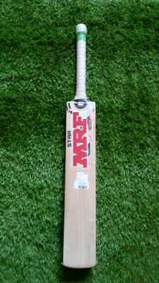 MRF STAR  Monster  English Willow cricket bat hand selected plus extras