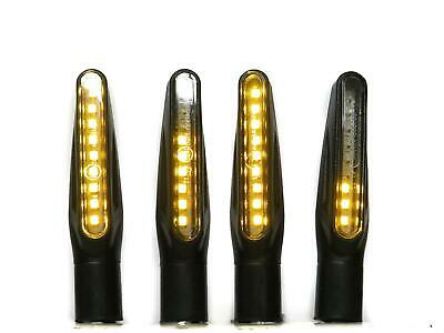 Led Sequential Wave 4x Indicators For Honda TRX 350 FM Rancher 4x4 2000-2006