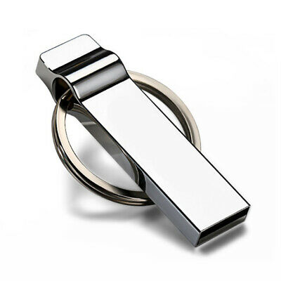 1 TB USB 3.0 Waterproof Metal Flash Drive Disk USB Storage Memory Stick Keyring