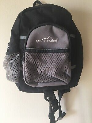 Eddie Bauer Childrens Backpack With Leash Safety Travel Harness Toddler