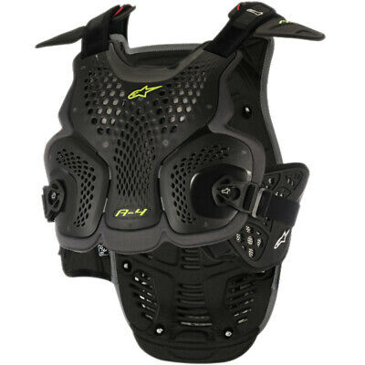 Alpinestars A4 Chest Protector - Black Anthracite